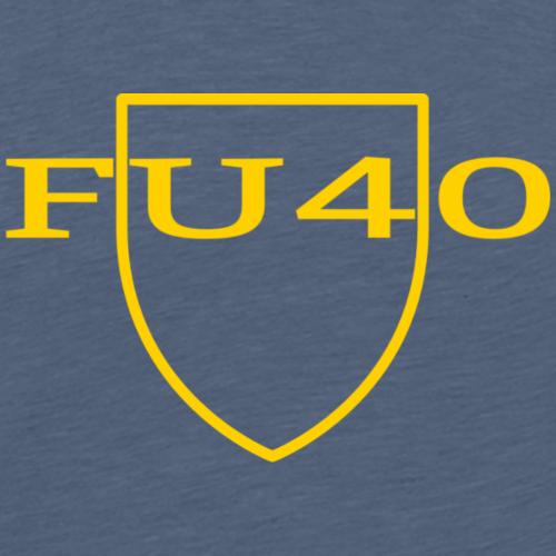 FU40 Custom Logo - Men's Premium T-Shirt