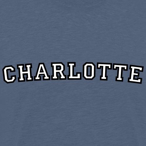 Charlotte - Men's Premium T-Shirt