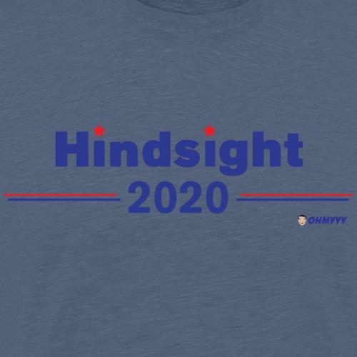 HINDSIGHT 2020 - Men's Premium T-Shirt