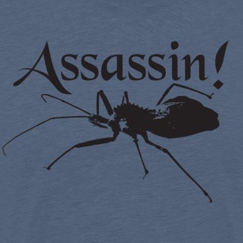 Assassin! (bug) - Men's Premium T-Shirt