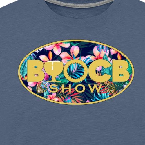 BYOCB Cabana Crew Logo - Men's Premium T-Shirt