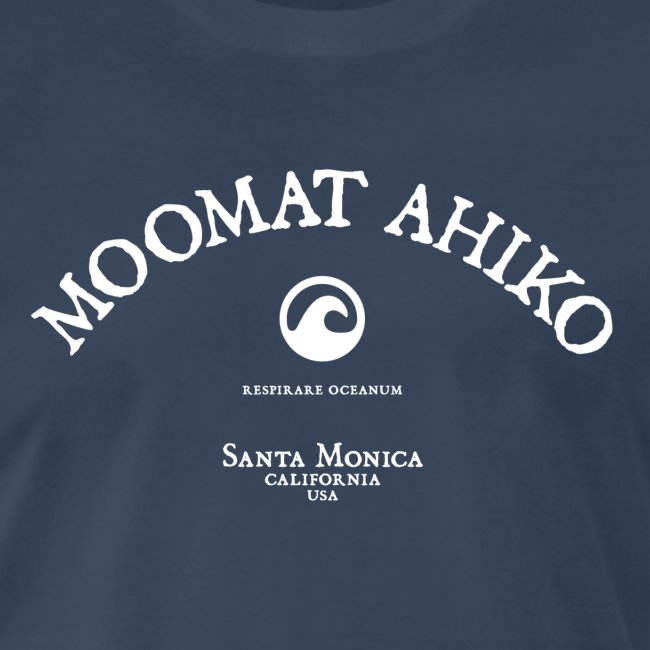 Moomat Ahiko classic white