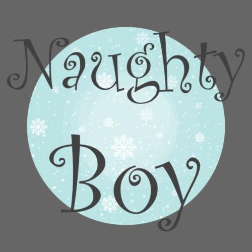 Naughty Boy - Men's Premium T-Shirt