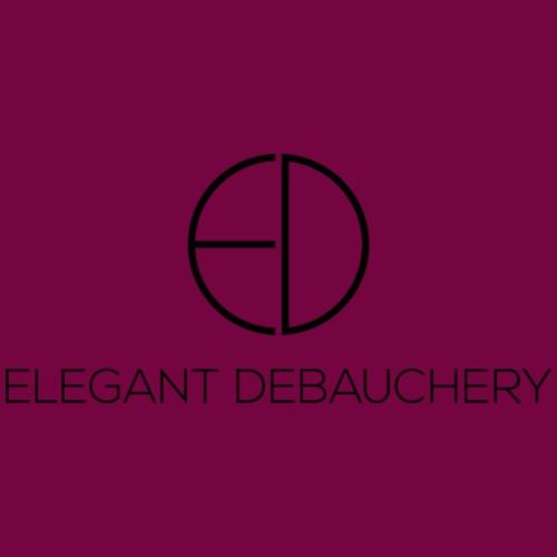 Elegant Debauchery - Men's Premium T-Shirt