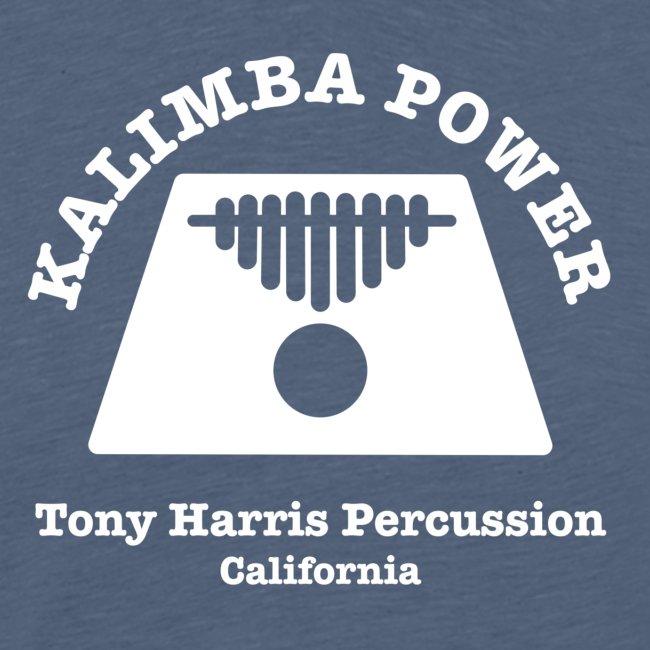 Kalimba Power Tony Harris Percussion w