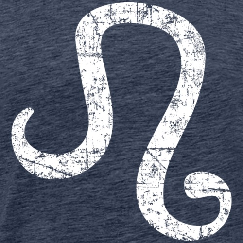 Zodiac Sign Leo – The Sign of Leo - Men's Premium T-Shirt