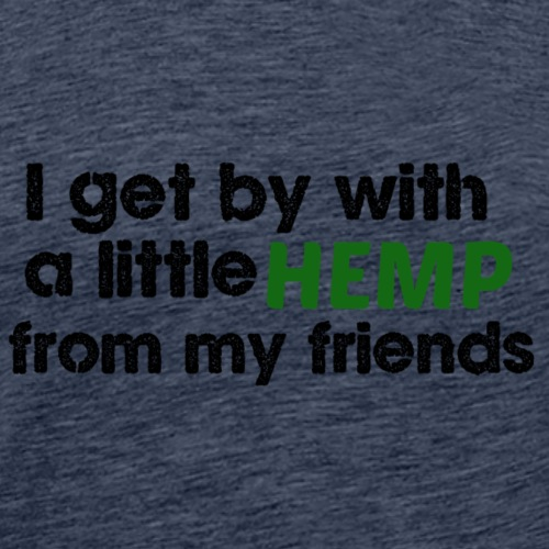 Hemp for Friends - Men's Premium T-Shirt