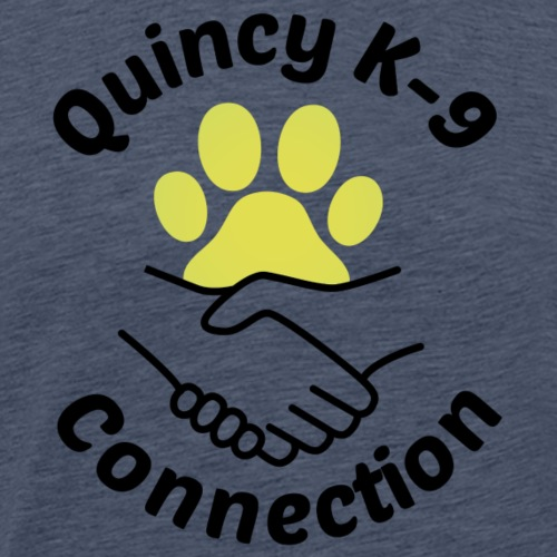 QK9C 01 yellow - Men's Premium T-Shirt