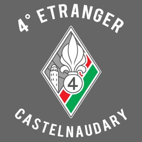 4 RE - 4e Etranger - Badge - Men's Premium T-Shirt