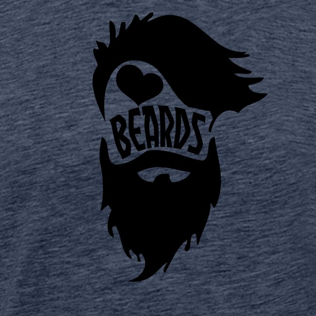 I Love Beards