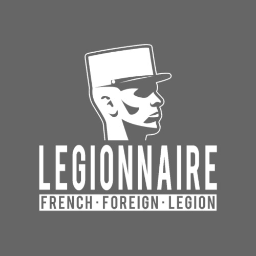 Legionnaire - French Foreign Legion - Men's Premium T-Shirt