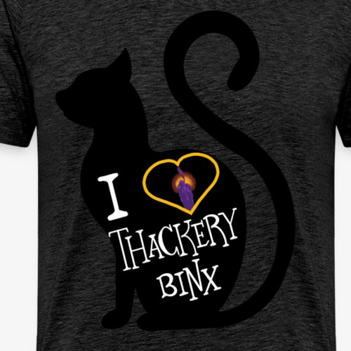 Thackery Binx - Men's Premium T-Shirt