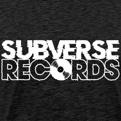 Subverse Records Merchandise - Men's Premium T-Shirt