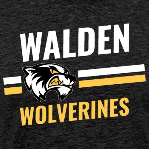 Go Wolverines or Go Home - Men's Premium T-Shirt