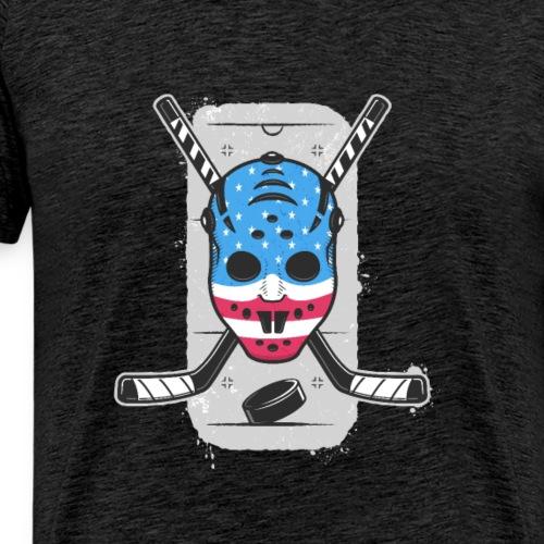 USA Ice Hockey - Men's Premium T-Shirt