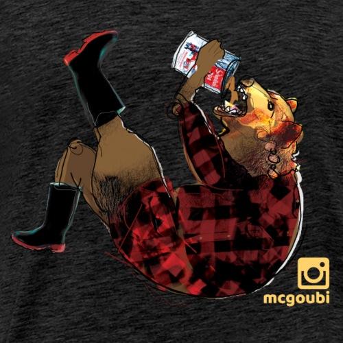 ours (perso) - Men's Premium T-Shirt