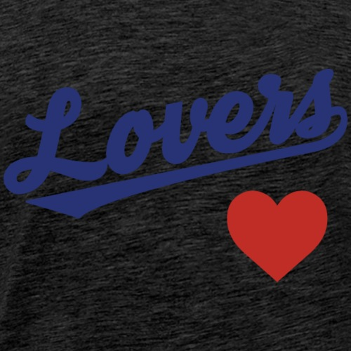 Lovers Heart - Men's Premium T-Shirt