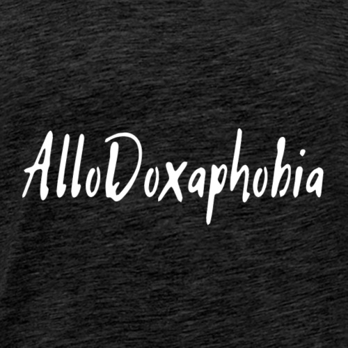 Phobia - Men's Premium T-Shirt