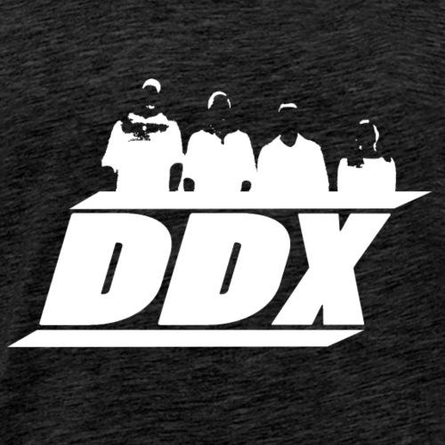 DDX White - Men's Premium T-Shirt