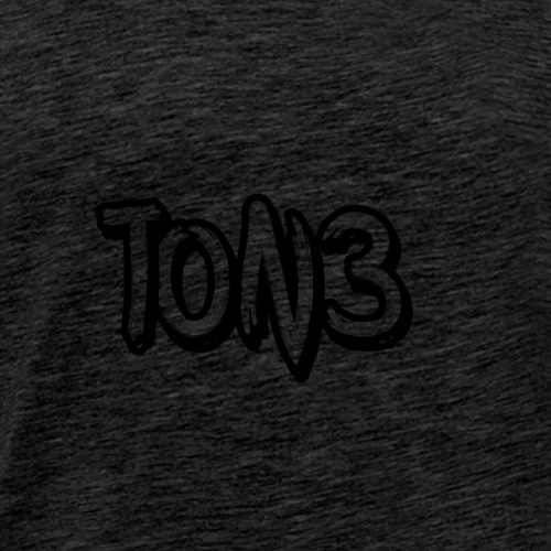 ton3 black - Men's Premium T-Shirt