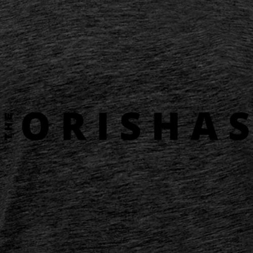 The Orishas (Black Letters) - Men's Premium T-Shirt