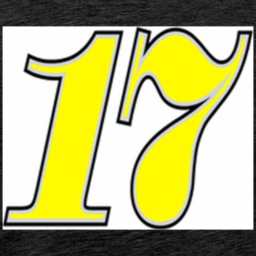 number_17 - Men's Premium T-Shirt