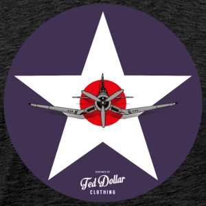 Navy Star - Men's Premium T-Shirt