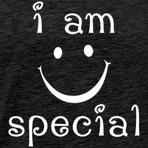 I AM SPECIAL Affirmation - Men's Premium T-Shirt