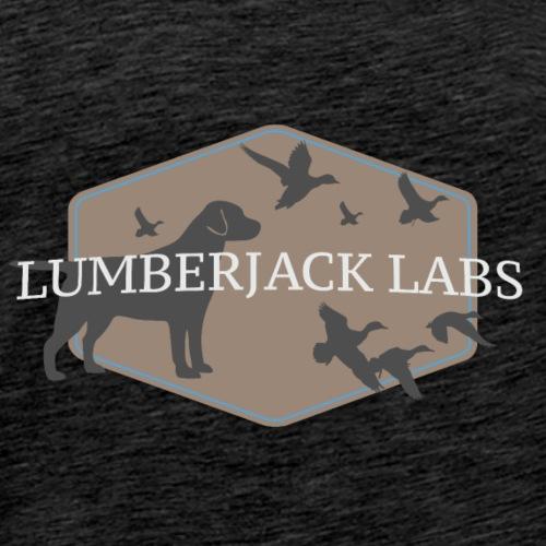 Lumberjack Labs Ducks - Men's Premium T-Shirt