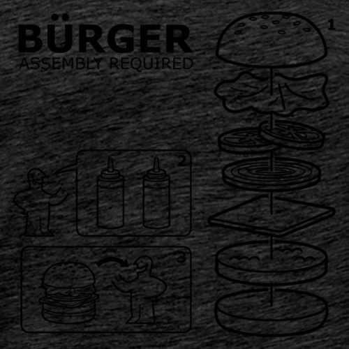 Assembly Required - Men's Premium T-Shirt