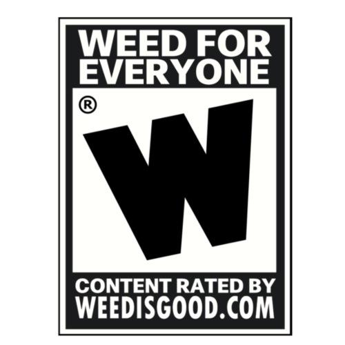 Weed Rated - Men's Premium T-Shirt