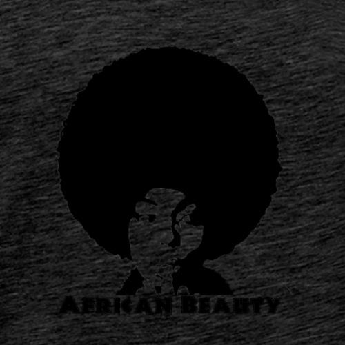 African Beauty - Men's Premium T-Shirt