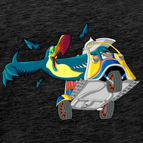 Tuk tuk Toucan - Men's Premium T-Shirt
