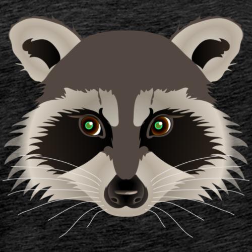 racoon - Men's Premium T-Shirt
