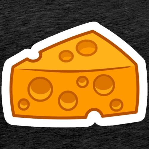 Cheese_Pin - Men's Premium T-Shirt