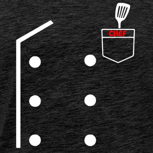 Chef Tshirt - Men's Premium T-Shirt