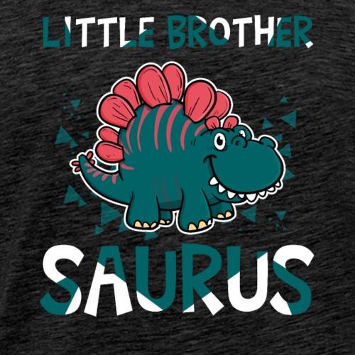 Little Brother Saurus - Men's Premium T-Shirt