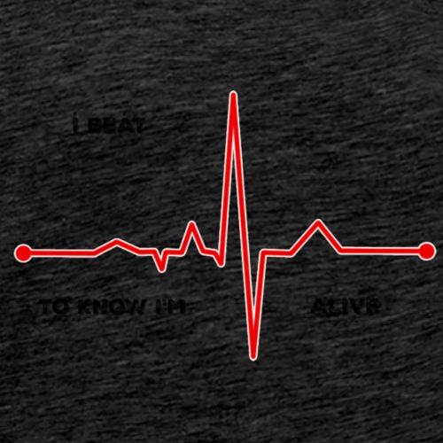 PULSE 1 - Men's Premium T-Shirt