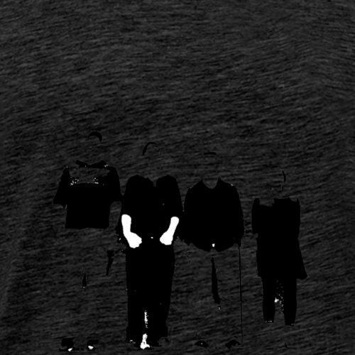 Faceless - Men's Premium T-Shirt