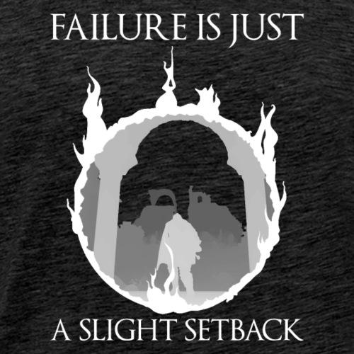 Dark Souls - Failure - Men's Premium T-Shirt