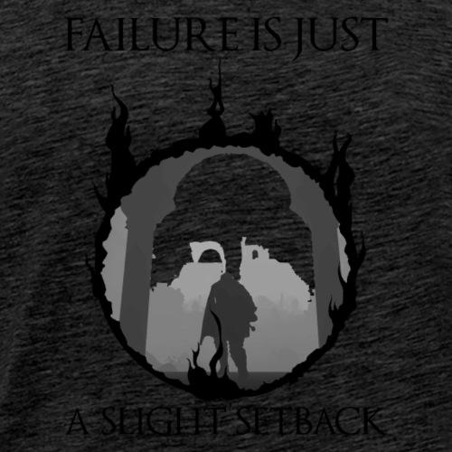 DS Failure Black - Men's Premium T-Shirt