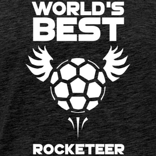 World's Best Rocketeer - Men's Premium T-Shirt