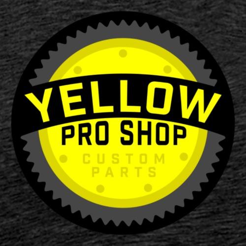 YellowProShop Sprocket Logo 2018 - Men's Premium T-Shirt