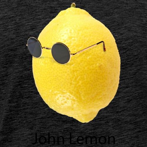 John Lemon - Men's Premium T-Shirt
