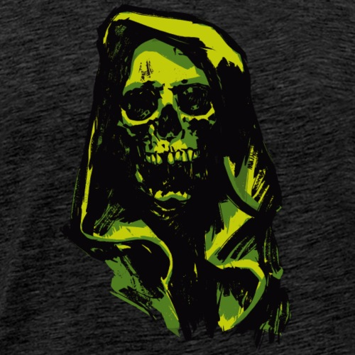 Death Green - Men's Premium T-Shirt