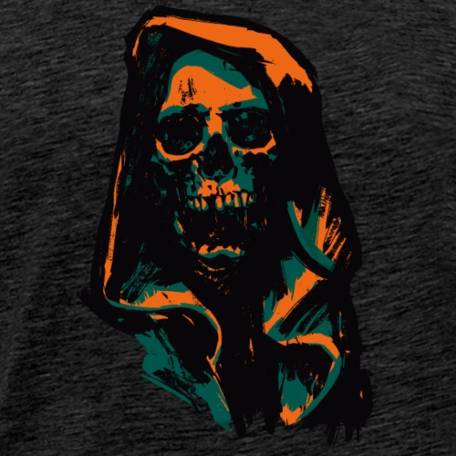 Death Orange - Men's Premium T-Shirt