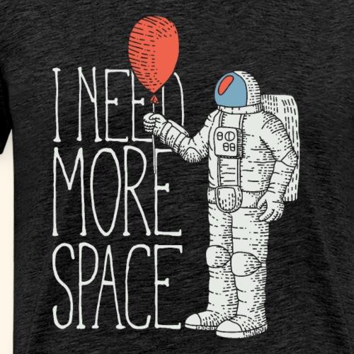 Astronaut 1 - Men's Premium T-Shirt