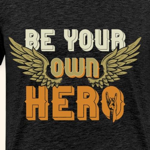 0418 Oleg Pasadena font S5 - Men's Premium T-Shirt