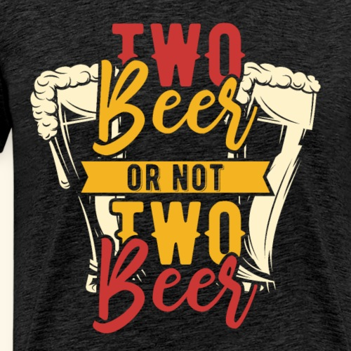 beer set 5 - Men's Premium T-Shirt