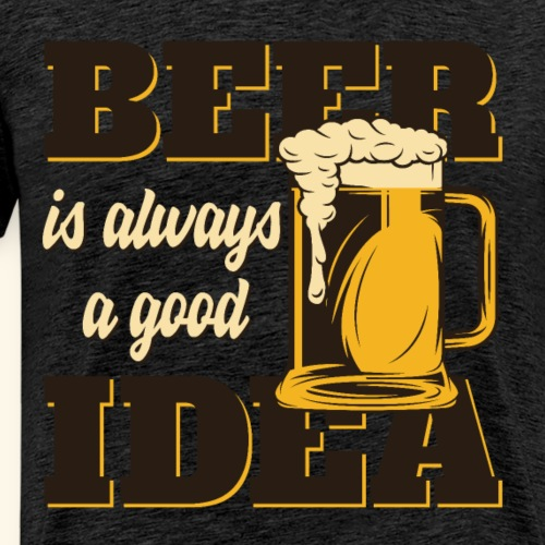 beer set 8 - Men's Premium T-Shirt